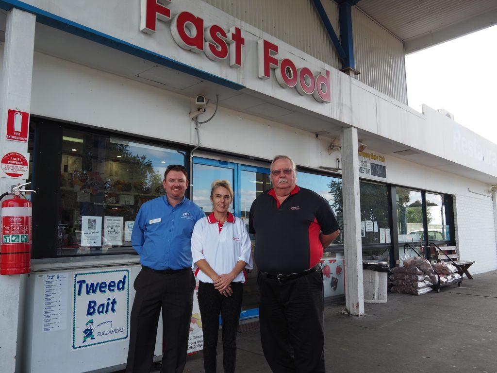 Kempsey Fast Food Servo Picture