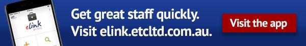 elink - ETC's Employer App