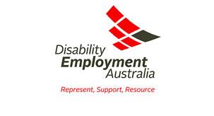 Disability Employment Australia-Logo