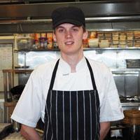 Harrison Nyberg Apprentice Chef