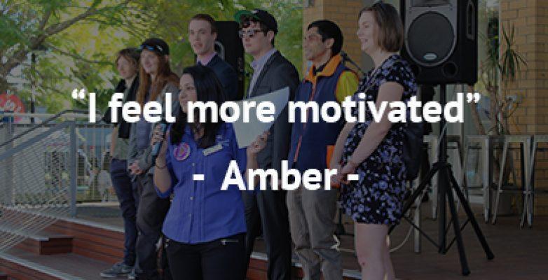 Testimonial – Amber