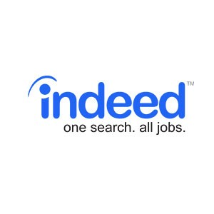 Indeed job search website logo