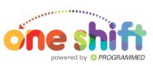 One Shift Logo