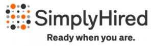 Simply Hired job search website logo