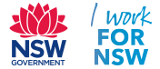i work for NSW logo