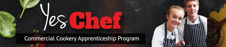 ETC Yes Chef Apprenticeship Program